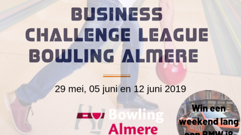 Main Energie Business Challenge League Bowling Almere