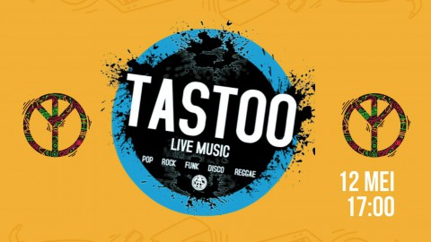 Tastoo Live Band bij Café op 2