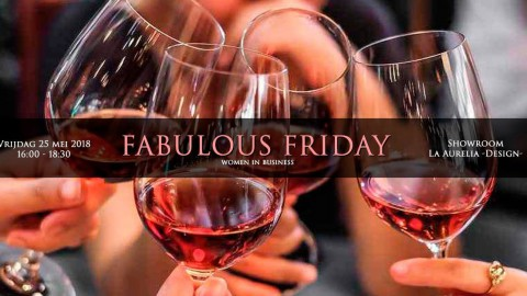 Fabulous Friday - Women (and men) in Business
