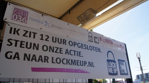 Aftermovie Lock me Up - Free a Girl Almere