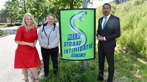 SSSTOP straatintimidatie: Almere actief tegen straatintimidatie