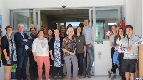 Aeres VMBO Almere ontvangt vignet Gezonde School