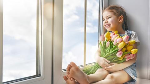 Win isolatieglas met een ode aan de zon