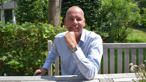 Frans Brouwer commercieel manager Ons Almere!