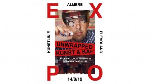 Unwrapped inbrengdag: Kunst & KAF