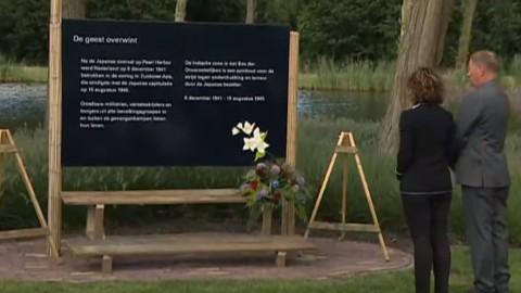 Eerste Flevolandse Indië-herdenking gehouden