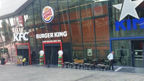 Nieuw: Burger King in Almere Stad!