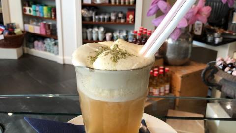 Cheese tea nu ook verkrijgbaar bij BijDrewes in Almere Stad