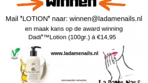 La Dame Nails winactie!