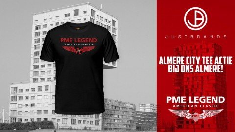 Ons Almere verloot 10 Limited Edition Almere City Tee T-Shirts!