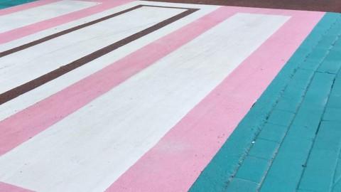 Eerste transgenderpad van Europa geopend