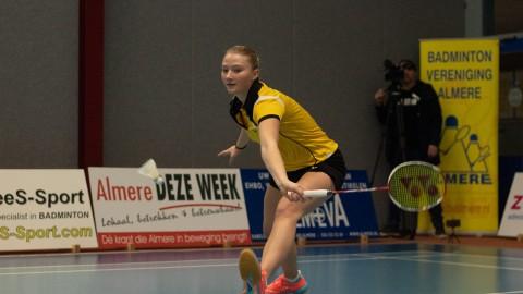 AviAir Almere verslaat landskampioen Duinwijck met 8-0