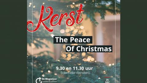 """25 december: """"Waar blijft The Peace of Christmas?"""""""