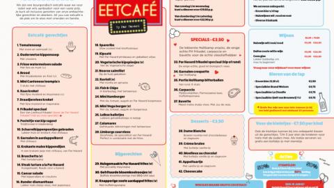 All you can eetcafé opent bijna zijn deuren; maak kans op diner voor 2!