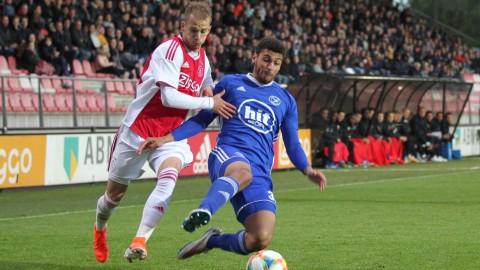 Verkoopinformatie away-day Jong Ajax