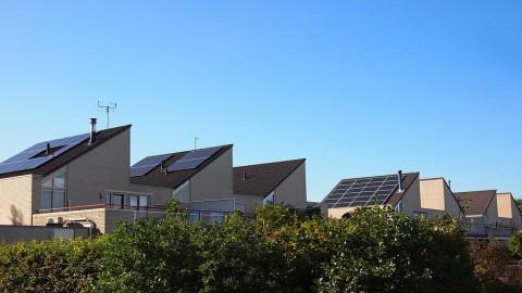 Subsidie voor zonnepanelen na verwijderen asbest
