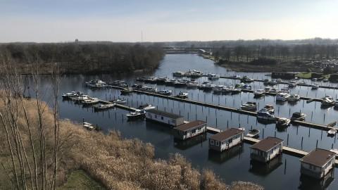 Concrete plannen voor nieuwe jachthaven Haddock