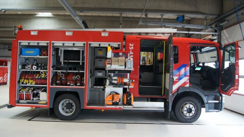 Stijging vrijwilligers bij Brandweer Flevoland