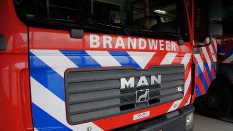 Man aangehouden na autobrand