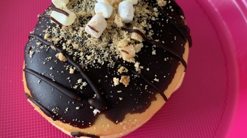 Dunkin' Donut of the Day #06 - Rocky Road