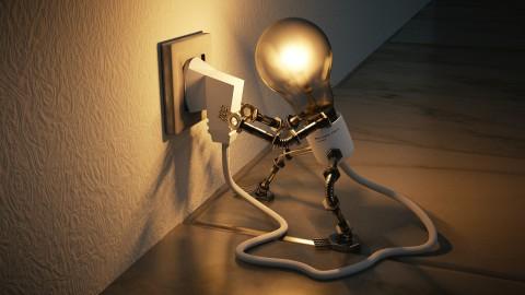 Elektriciteitsnet is vrijwel helemaal vol