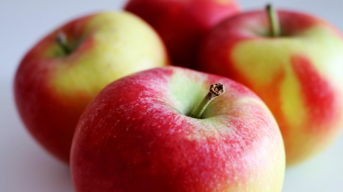Meer appels, minder peren