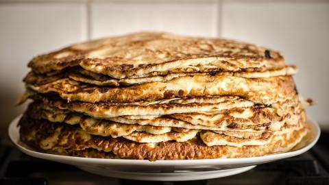 De dinsdag pannenkoek is bekend!