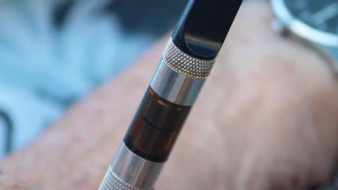 Elektrische sigaret mogelijk oorzaak van longziekte
