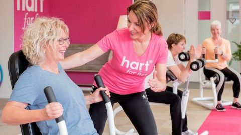 Hart For Her® in actie voor de Hartstichting