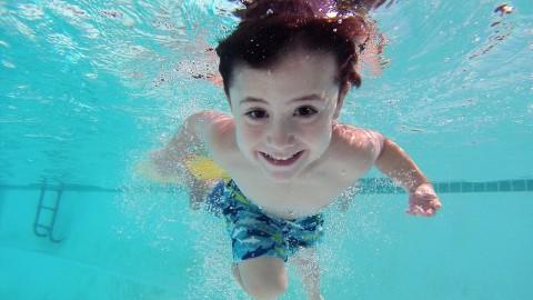 Maandag start de Zwem4daagse!