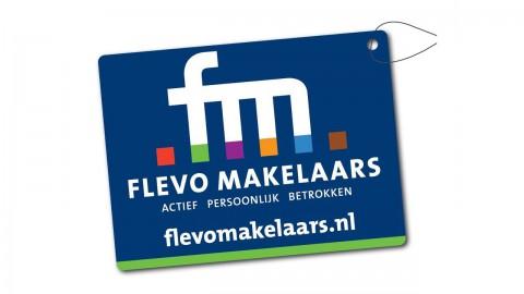 Gratis diner-bon bij Flevo Makelaars