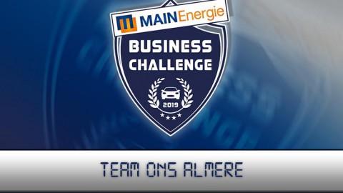 Ons Almere doet mee aan de MAIN Energie Business Challenge!