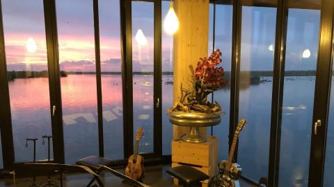 Zomerconcert 'Dreamcatcher' in natuurbelevingcentrum de Oostvaarders