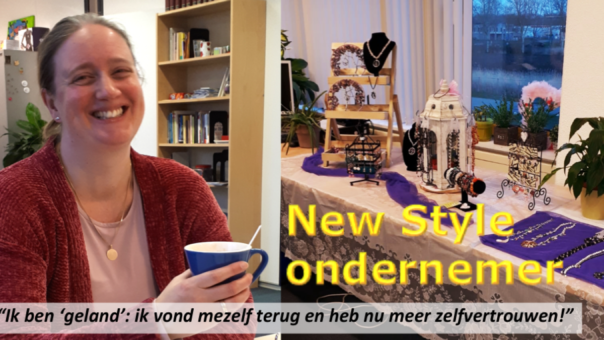 Vandaag New Style ondernemer Hanna Aarts in the picture…