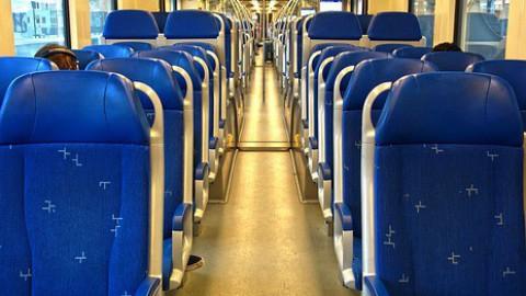 Extra reistijd tussen Almere en Amsterdam Centraal