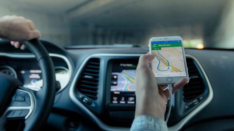 Opnieuw slaan GPS-dieven toe