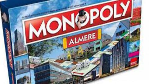Monopoly Almere te verkrijgen bij HEMA