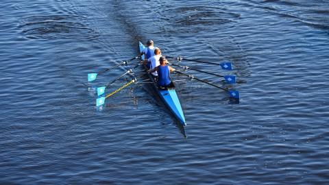 Van Sprang doet met dubbel gevoel mee aan World Rowing Cup