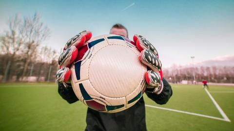 Jong Almere City FC zaterdag tegen Harkemase Boys