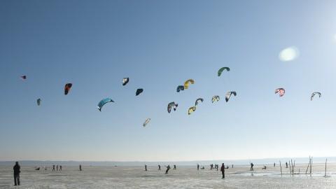 'Kitesurfen buiten aangewezen zones verstoort natuur'
