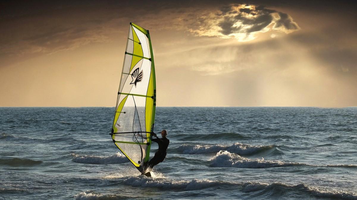 Flevolandse windsurfers klaar voor EK