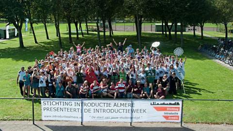 Over precies één week start de Introductieweek in Almere!