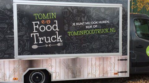 Tomin Foodtruck is dé Foodtruck van Almere
