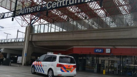 Gewonden door schoten in tram Utrecht, ook in Almere extra veiligheid