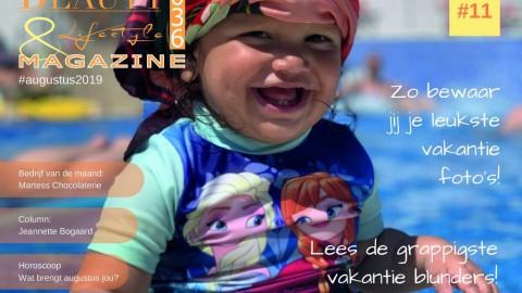 Het Beauty & Lifestyle Magazine staat weer online!
