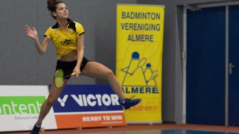 Badmintonners AviAir Almere klaar voor de finale