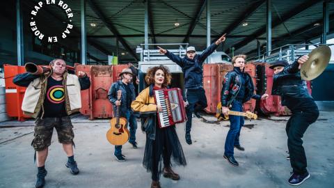 In Rap en Roer! brengt vernieuwend muziektheater naar Almere