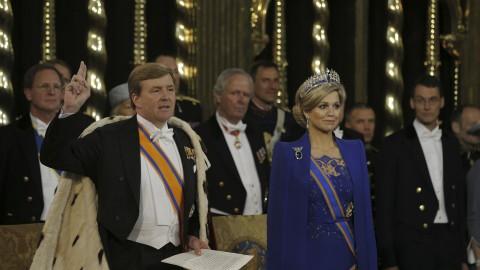 Koningin Máxima bezoekt Voedselbank Delft
