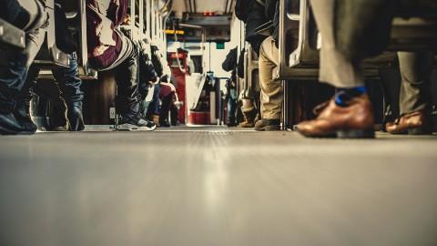 Mondkapjes in openbaar vervoer