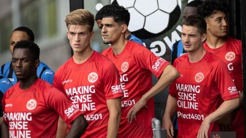 Almere City FC versterkt zich met Xian Emmers
